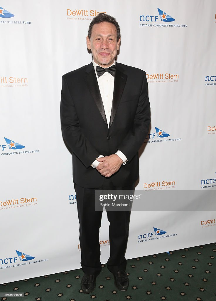Gordon Edelstein attends National Corporate Theatre Fund's 2015 Chairman's Awards Gala at The Pierre Hotel on April 13, 2015 in New York City.