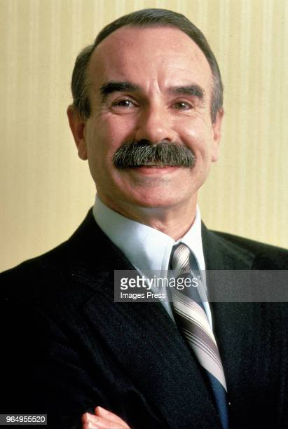 G Gordon Liddy circa 1980 in New York City