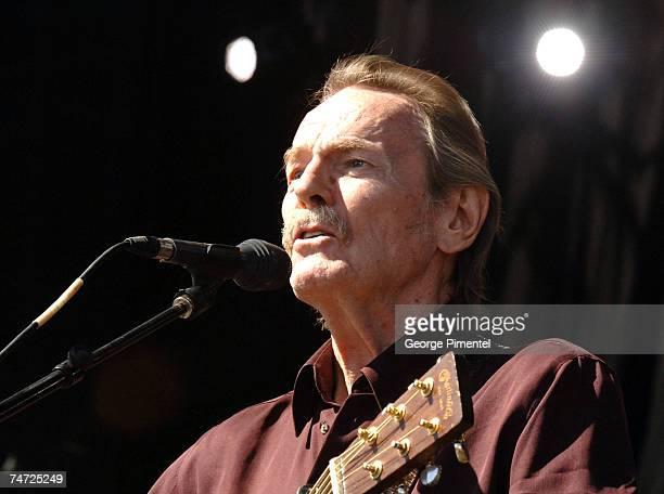 Gordon Lightfoot at the Park Place in Barrie Canada