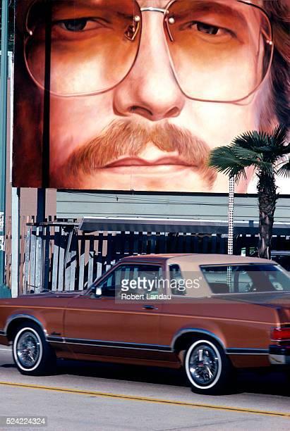 Gordon Lightfoot Billboard on the Susnet Strip