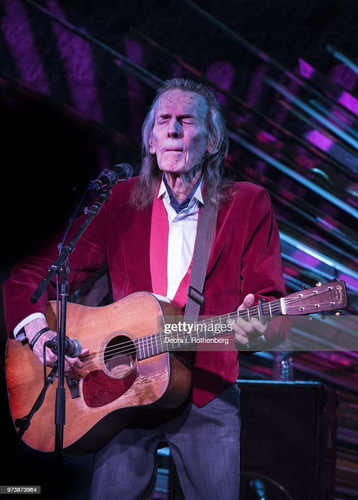 Gordon Lightfoot performs at Sony Hall during the Blue Note Jazz Festival on June 13, 2018 in New York City.
