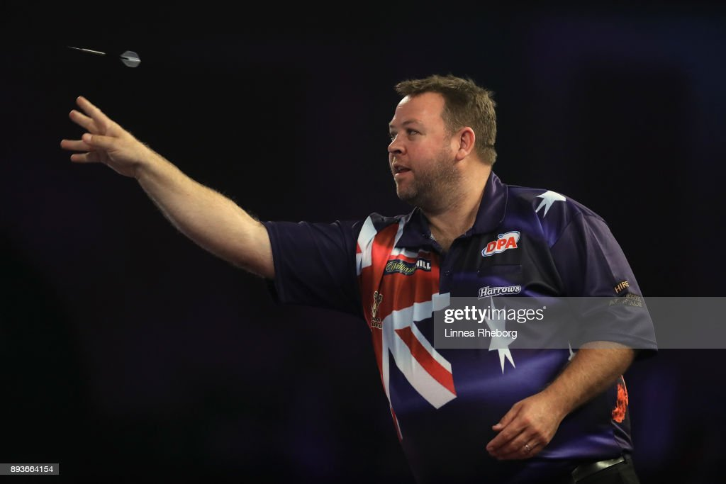 2018 William Hill PDC World Darts Championships - Day Two