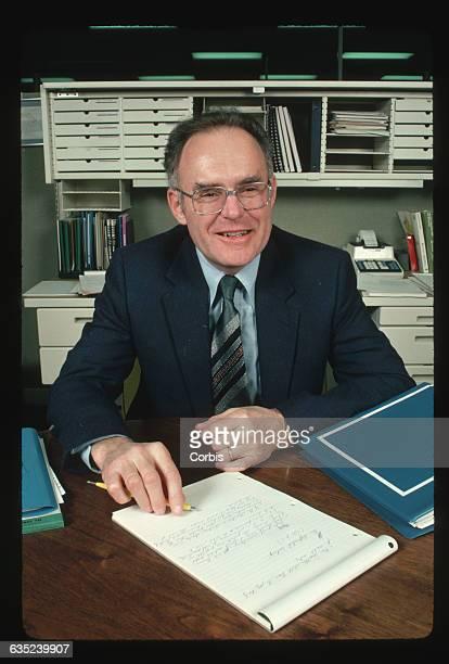 Gordon Moore CEO of Intel