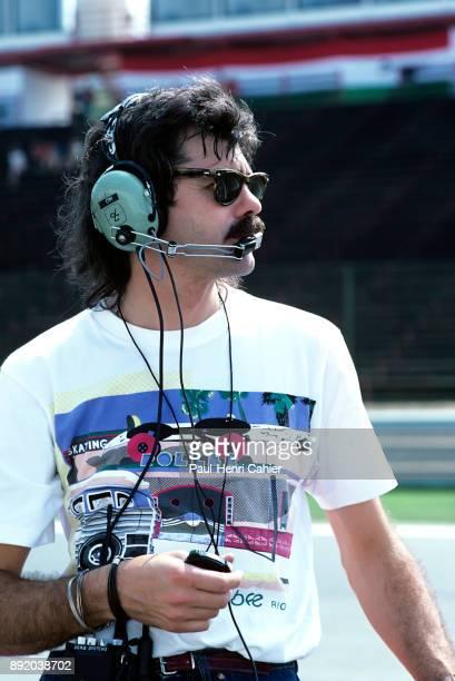Gordon Murray Grand Prix of Austria Osterreichring 17 August 1986