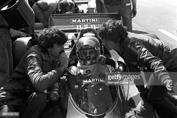 Gordon Murray HansJoachim Stuck Herbie Blash BrabhamAlfa Romeo BT45B Grand Prix of the Netherlands Circuit Park Zandvoort 28 August 1977 Gordon...