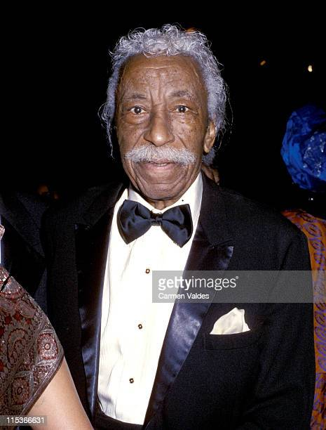 Gordon Parks during Dr Martin Luther King Jr Reception Awards Dinner at Sheraton New York in New York City New York United States