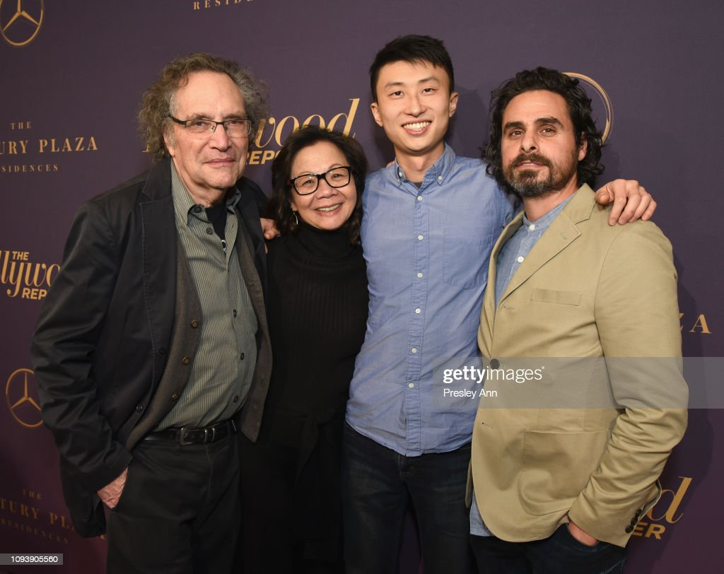 The Hollywood Reporter's 7th Annual Nominees Night presented by Mercedes-Benz, Century Plaza Residences, and Heineken USA - Red Carpet : News Photo