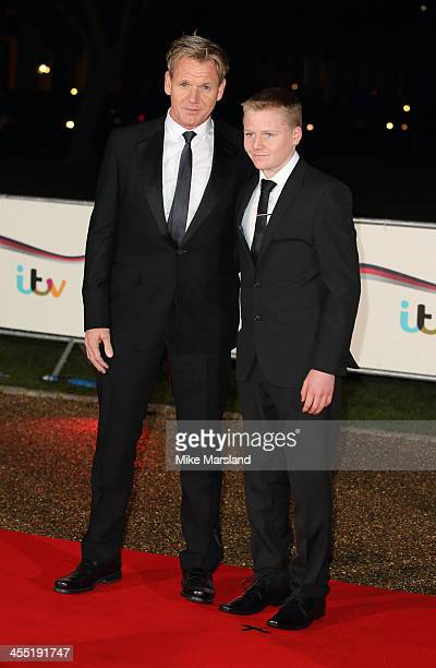 Gordon Ramsay attends The Sun Military Awards at National Maritime Museum on December 11 2013 in London England