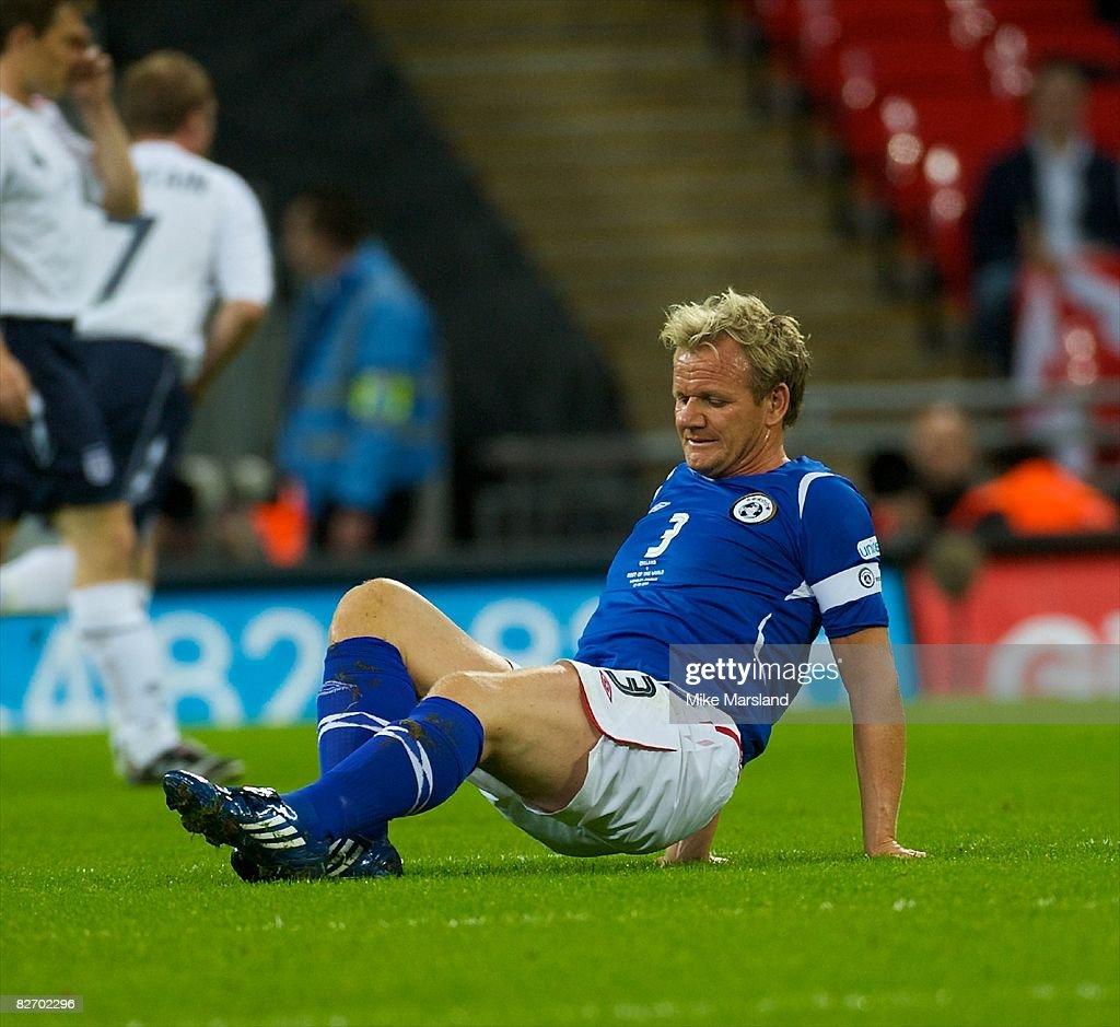 Soccer Aid : News Photo