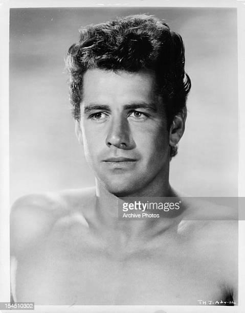 Gordon Scott in a scene from the film 'Tarzan The Magnificent' 1960
