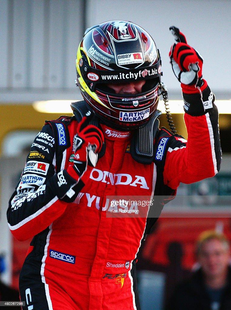 Dunlop MSA British Touring Car Championship Final Round - Brands Hatch : Foto di attualità