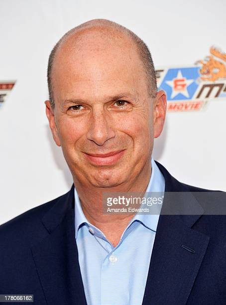 Gordon Sondland arrives at the premiere of Snake Mongoo$e at the Egyptian Theatre on August 26 2013 in Hollywood California