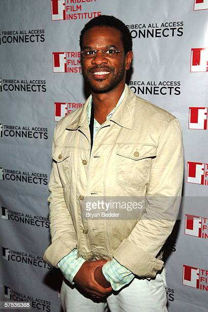 Gordon T. Skinner attends the TAA Closing Night Party during the 5th Annual Tribeca Film Festival May 4, 2006 in New York City.