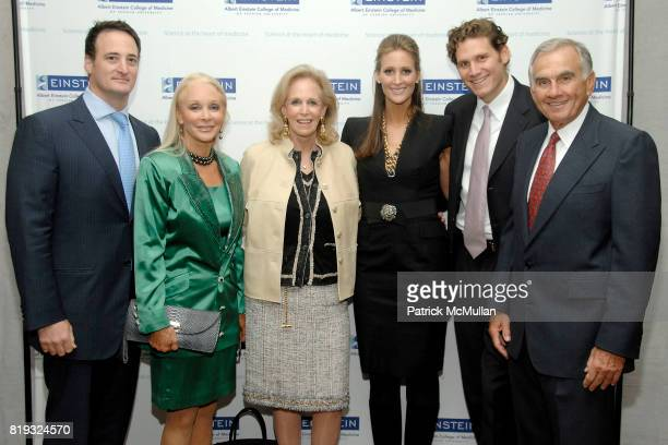 Gordon Winston Barbara Winston Michele Wolkoff Stephanie Winston Wolkoff David Wolkoff and Jerry Wolkoff attend 56th Annual SPIRIT OF ACHIEVEMENT...