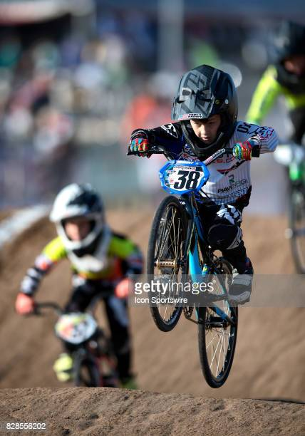Gordy's Bicycles' Cohen Hamby took the 8 Intermediate and 78 Mixed Open wins at the USA BMX Mile High Nationals on August 6 at Grand Valley BMX in...
