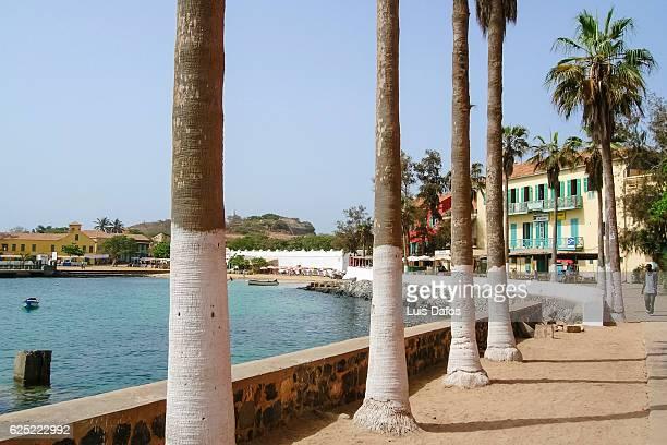 Gorée island, Dakar