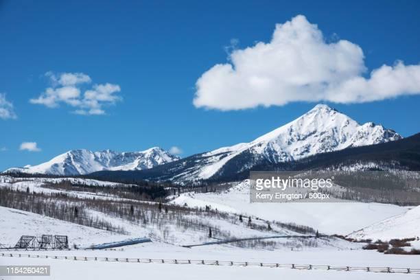 Gore Range Colorado