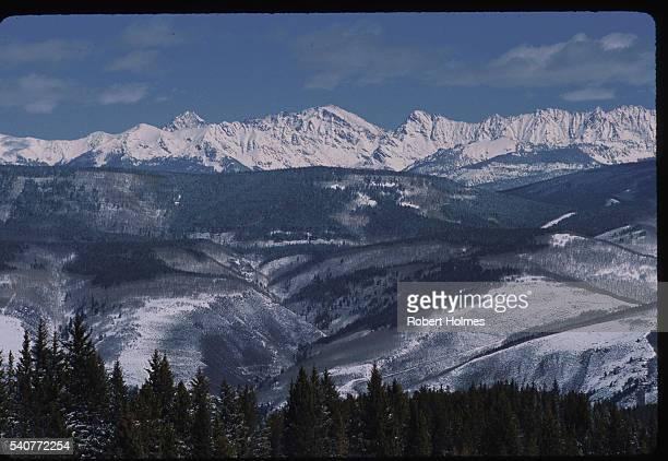 Gore Range near Beaver Creek