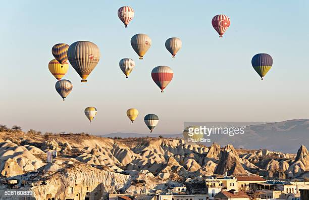 Goreme Hot Air Balloon Flights in Cappadocia