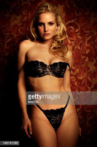 Blacks on blondes models