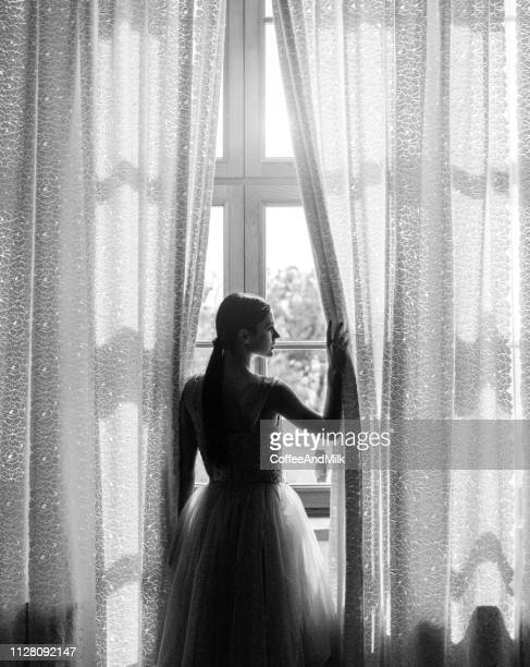 gorgeous bride - marriage stock pictures, royalty-free photos & images