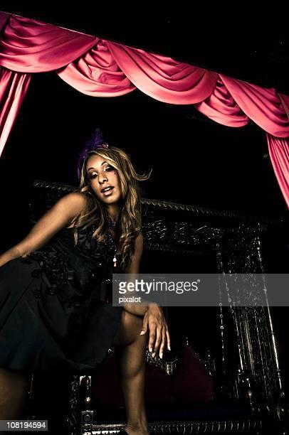 Gorgeous Cabaret Girl