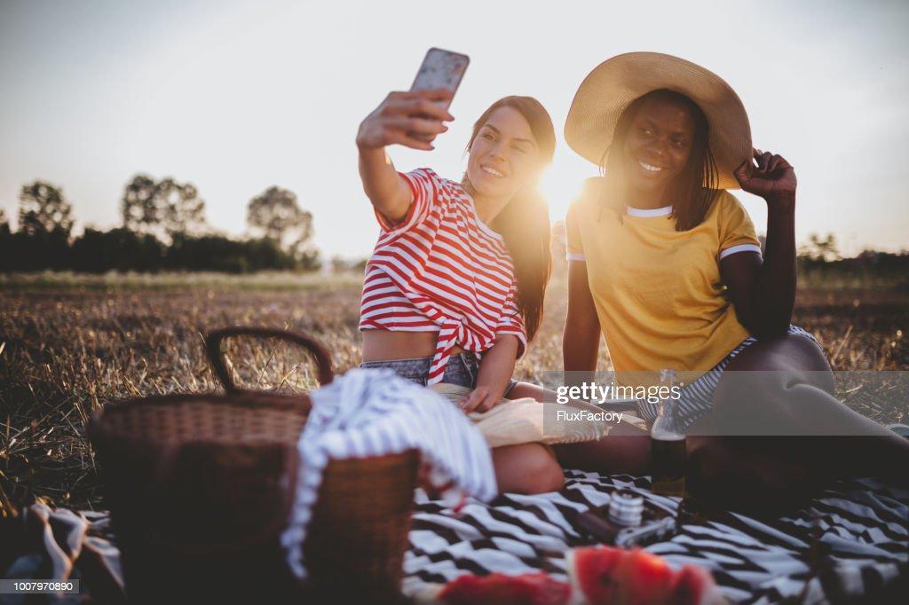 Geile selfies