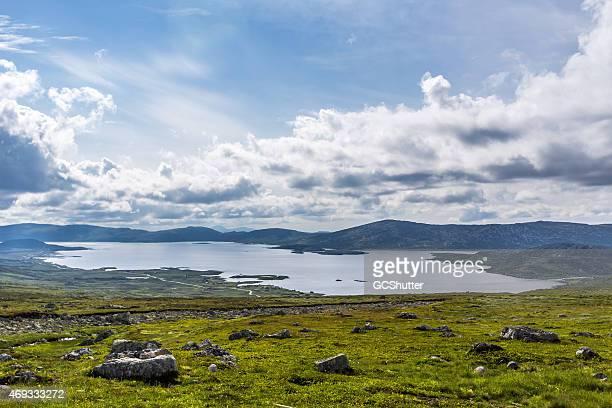 Gorgeous Landscapes of Jotunheiman National Park,