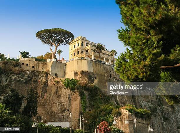 Gorgeous Villa on a Hill, Capri, Italy.