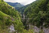 Gorges of Kakueta and Holtzarte