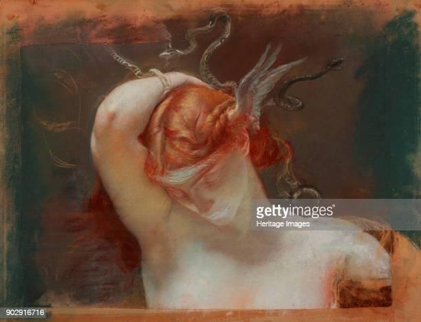 Gorgon Found in the Collection of Galleria nazionale d'arte moderna Rome