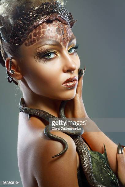 gorgon - medusa stock pictures, royalty-free photos & images