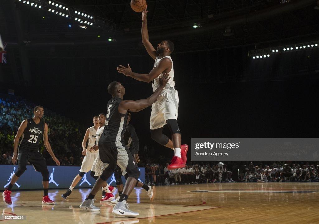 2017 NBA Africa Game : News Photo