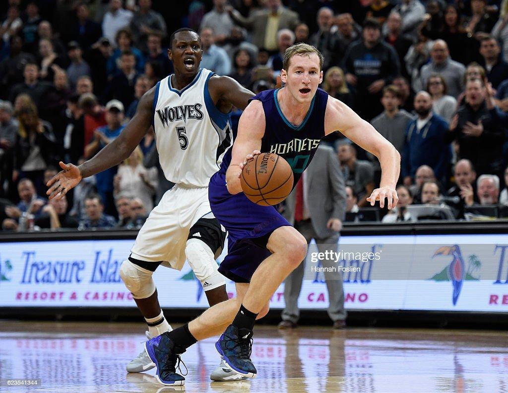 Charlotte Hornets v Minnesota Timberwolves : News Photo