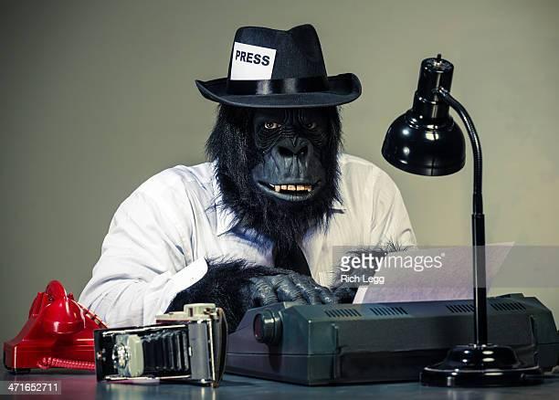Gorilla Journalist