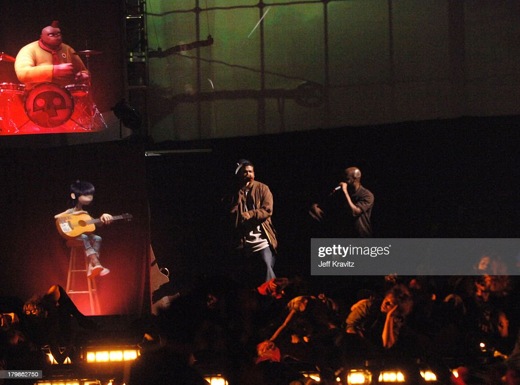 2005 MTV European Music Awards Lisbon - Show