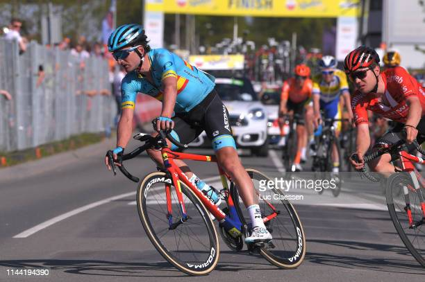 Gorka Izagirre Insausti of Spain and Astana Pro Team / during the 54th Amstel Gold Race 2019 a 2657km race from Maastricht to Berg en Terblijt / #agr...