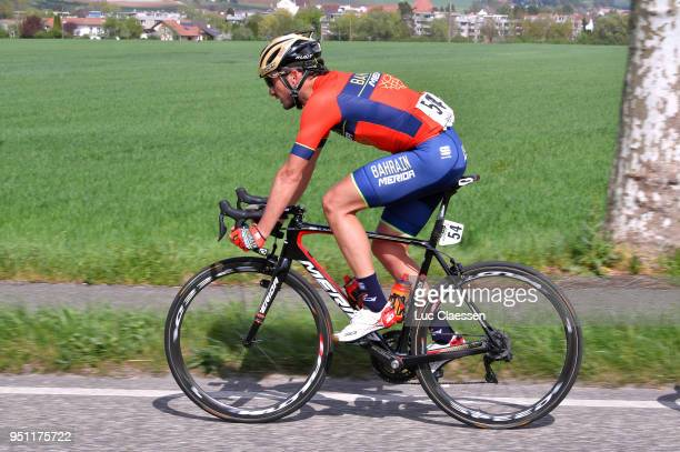 Gorka Izagirre Insausti of Spain and Team BahrainMerida / during the 72nd Tour de Romandie 2018 Stage 1 a 1666km stage from Fribourg to Delemont on...