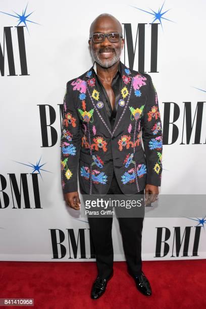 Gospel artist Bebe Winans attends the 2017 BMI RB/HipHop Awards at Woodruff Arts Center on August 31 2017 in Atlanta Georgia