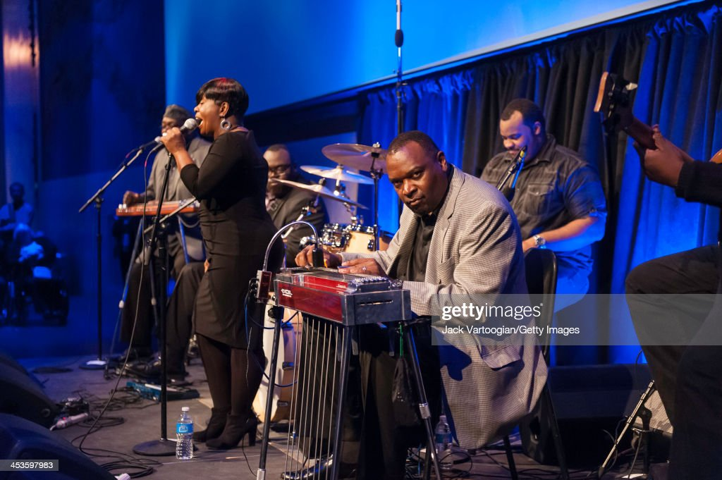 Campbell Brothers At Lincoln Center : News Photo