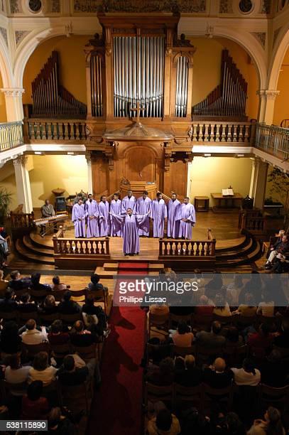 Gospel Choir in Paris