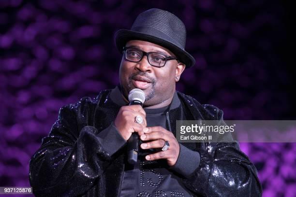 gospel singer keith wonderboy johnson performs at the stellar gospel music awards independent