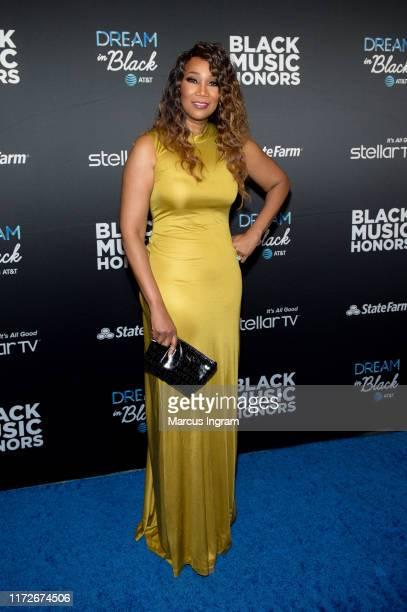 Gospel singer Yolanda Adams attends the 2019 Black Music Honors at Cobb Energy Performing Arts Center on September 05, 2019 in Atlanta, Georgia.