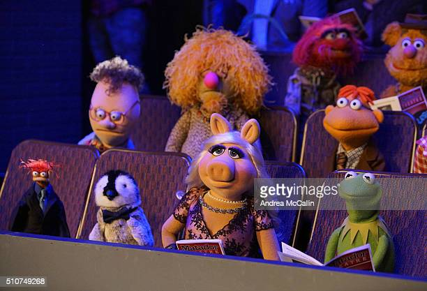 THE MUPPETS Got Silk Miss Piggy goes to an aerial silks class in at attempt to make new friends and Gonzo Pepe and Rizzo fall under Pache's spell on...