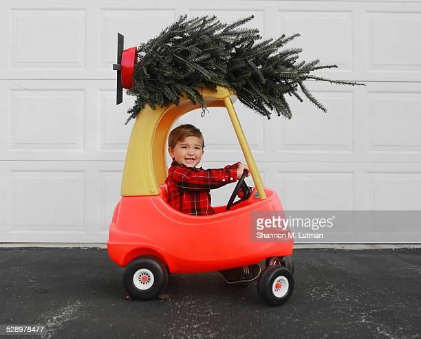 I got the Christmas tree mom