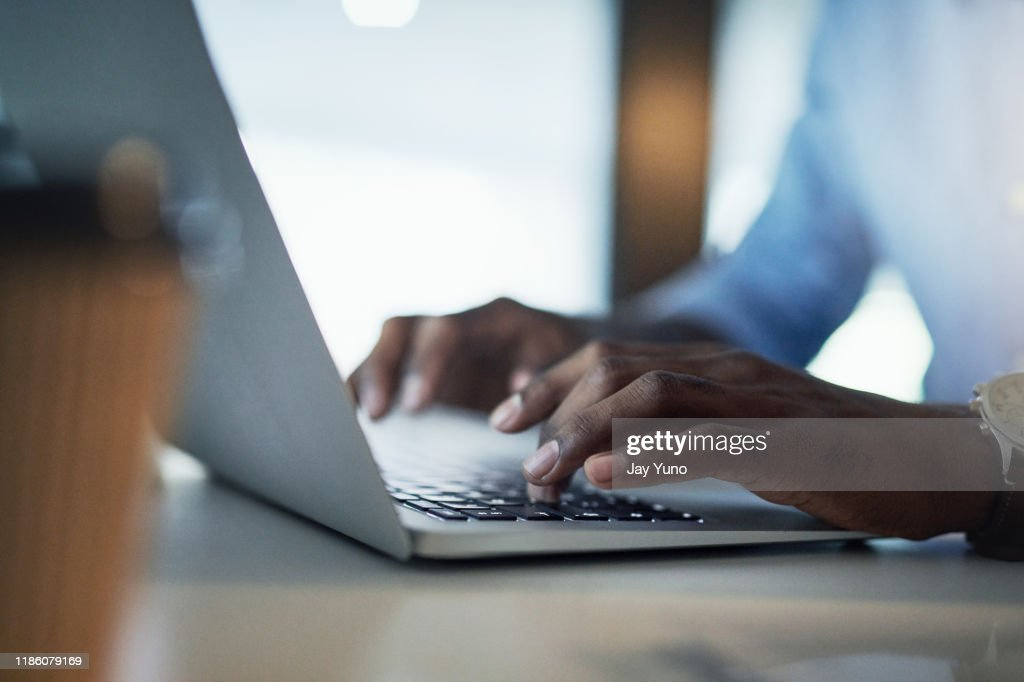 Got to get to those deadlines : Stock Photo