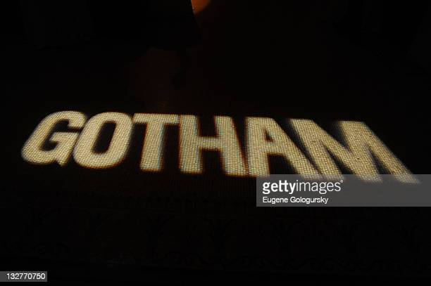 Gotham Magazine Display at the Mary J Blige Ed Westwick Amar'e Stoudemire host Niche Media's CEO Jason Binn's 10th Annual Gotham Gala at Capitale on...
