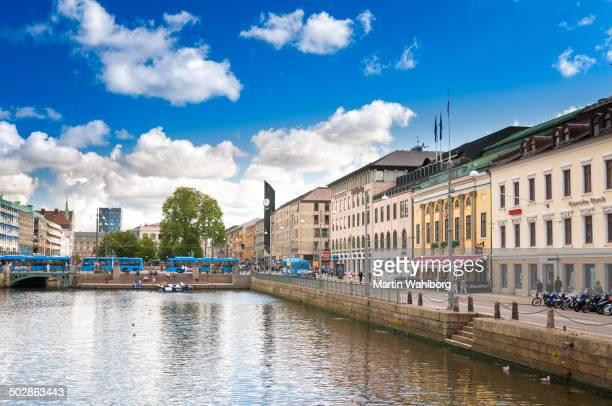 Gothenburg city - Brunnsparken
