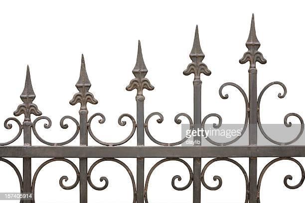 gothic fence