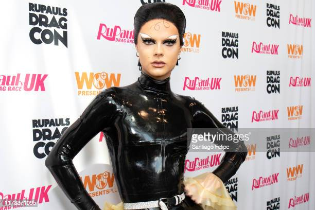 Gothy Kendoll attends RuPaul's DragCon 2019 at The Jacob K Javits Convention Center on September 08 2019 in New York City